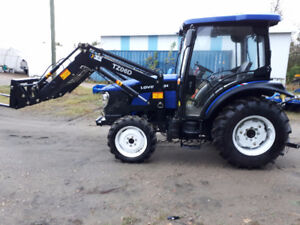 New 454 DEVONN-LOVOL Tractor+ Loader