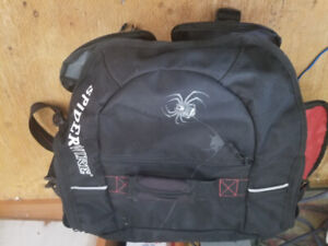 Spiderwire wolf tackle bag