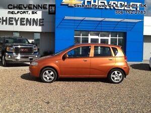 2006 Chevrolet Aveo LT   - $127.30 B/W