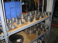 Stainless Steel Flanges and Valves