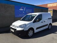 2010 CITROEN BERLINGO HDI 3 SEATS