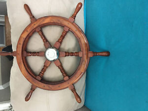 Fishing wheel