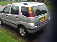 Tow bar 12 month mot 4x4 available now
