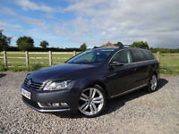 2014/64 Volkswagen Passat 2.0TDI ( 140ps ) BlueMotion Tech Executive Style