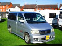 Mazda Bongo Aero two berth campervan