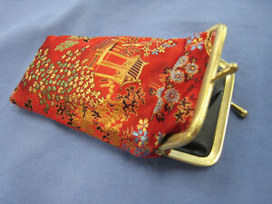 * Chinese Brocade wallets, lip stick case and accessories *