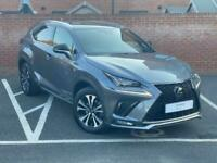 2019 Lexus NX 300h 2.5 F-Sport 5dr CVT [Premium Pack/Leather] ESTATE Petrol/Elec