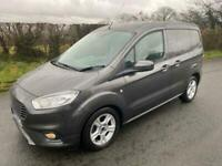 '68' Ford Transit Courier 1.5TDCI 100PS LIMITED WOW JUST 11,000 MILES NO VAT!!