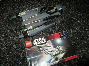 Lego 7656 - Star Wars - General Grievous Starfighter
