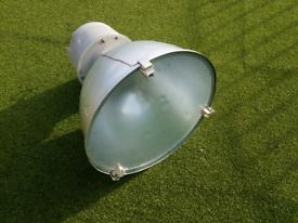 Industrial Lamps 4 in total £75 each