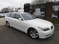 2010 60 BMW 5 SERIES 3.0 530D AC TOURING 5D 232 BHP DIESEL EX POLICE CAR FSH