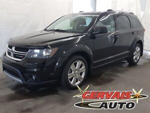 Dodge Journey Crossroad V6 Cuir/Tissus MAGS 2014
