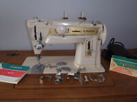 Singer 411G sewing machine