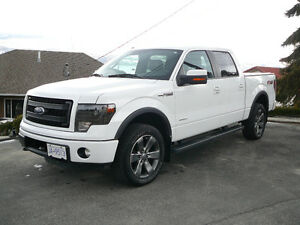 2013 Ford F-150 SuperCrew FX4 Luxury Package Pickup Truck