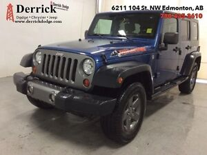 2010 Jeep Wrangler Unlimited   Used 4WD Wrangler Moutain Pkg Alp