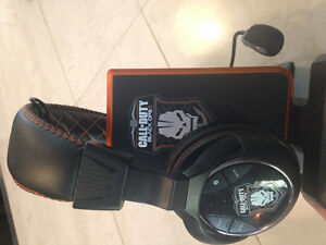 Écouteurs Turtle Beach CALL OF DUTY Black Ops II - Xbox360 & PS3