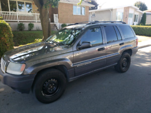 JEEP GRAND CHEROKEE 2004 TRAIL RATED