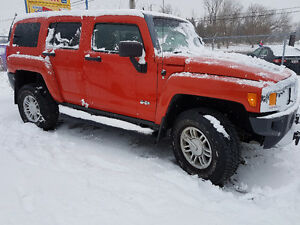 2008 HUMMER H3 - Safety & Etest! Ready for Winter