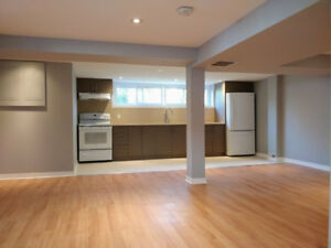 Newly Renovated 1 Bdrm Basement Apartment Mins From Square One!