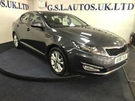 2012 KIA Optima 1.7 CRDi 2 (Tech Pack) (s/s) 4dr