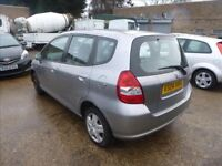 HONDA JAZZ 1.3 5dr - KS04KNM - DIRECT FROM INS CO