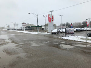 Lot 8A Main St. N., Moose Jaw, SK