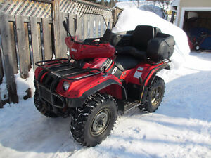 Yamaha Kodiak 400 Ultramatic