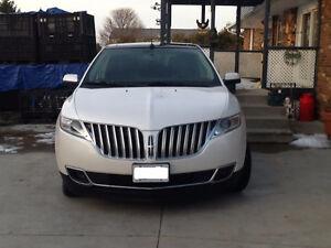 2011 Lincoln MKX SUV, Crossover