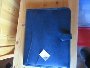 LEATHER BUSINESS CASE  - NEW - REDUCED!!!!