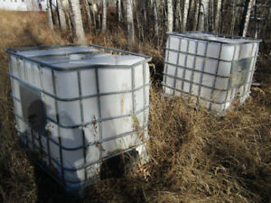 Square Water Storage Totes