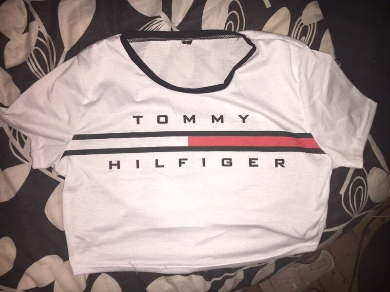 Tommy Hilfiger crop top in Swansea Gumtree : 86 from www.gumtree.com size 800 x 600 jpeg 62kB