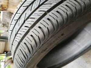 Continental ContiPro Contact 235/40R18  Single Tire