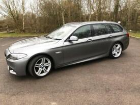 BMW 5 Series 520d M Sport Touring DIESEL AUTOMATIC 2013/13