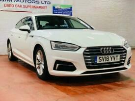 image for 2018 18 AUDI A5 2.0 SPORTBACK TDI SPORT MANUAL 1 OWNER FROM NEW FSH DIESEL