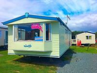 VERY CHEAP STATIC CARAVAN FOR SALE IN CORNWALL!! CHEAP SITE FEES FROM £1500 IN 2017