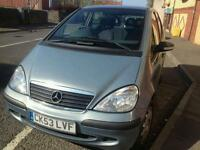 Mercedes A class 160 diesel mot 02.17 road tax £30 full service history