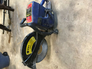 Partner concrete saw