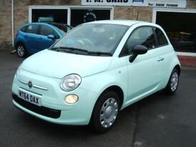 2014 (64) Fiat 500 1.2 POP 3d [Start Stop] ** 38,000 miles **