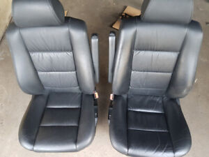 Bmw  E34     Black     Comfort     Seats