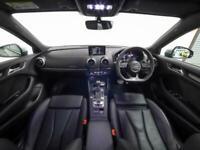 2017 Audi RS3 2.5 TFSI RS 3 Quattro 5dr S Tronic Auto Hatchback Petrol Automatic