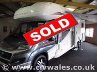Auto-Trail Frontier Comanche *** SOLD *** MANUAL 2016