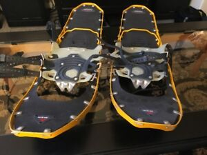 MSR LIGHTNING ASCENT SNOWSHOES - 31 INCH - MENS - YELLOW