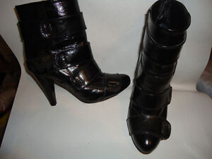 MISS SIXTY , black high heel shoes  S. 6