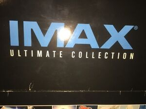 IMAX ULTIMATE COLLECTION MOVIE SET West Island Greater Montréal image 1