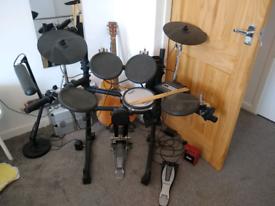 Roland TD-3 electric drumkit