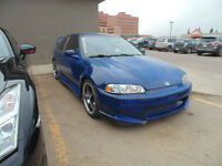 1995 Honda Civic Coupe (2 door)