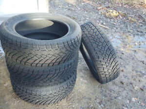 New 215/55R17 $400 for 4, 225/55R17 $430 for 4, winter tires