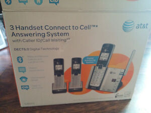 AT&T T&T TL92373 up to 12 Handsets w/ answering machine save 50%