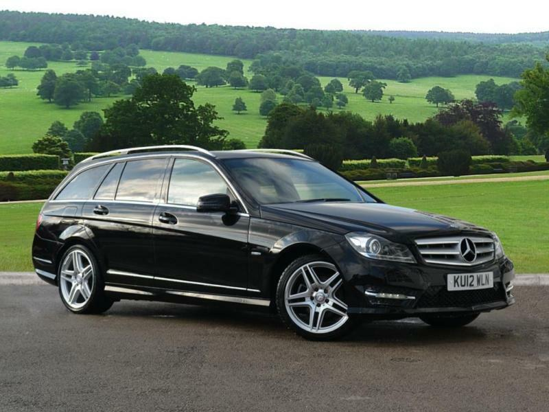 2012 mercedes benz c class 2 1 c220 cdi blueefficiency sport 7g tronic 5dr in newcastle under. Black Bedroom Furniture Sets. Home Design Ideas