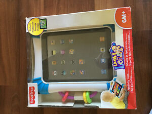 iPad/ipad 2 Fisher Price Activity Case